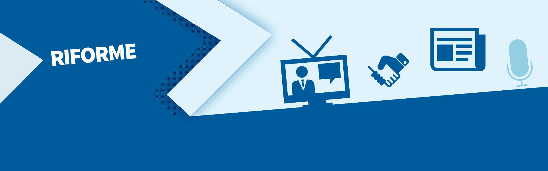 Editoria e concessioni del servizio pubblico radiofonico, televisivo e multimediale